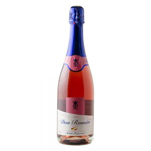 CAVA DON ROMAN BRUT ROSE